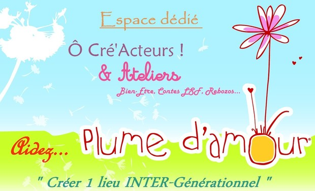 Project visual PLUME D'AMOUR