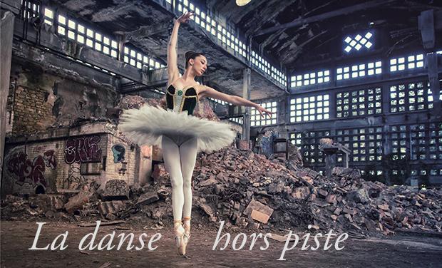 Project visual La danse hors piste