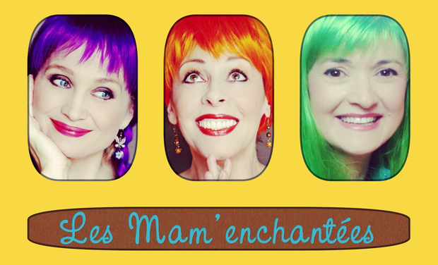 Visueel van project LES MAM'ENCHANTEES