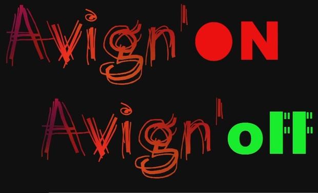 Visuel du projet Avign'on / Avign'off 2015 : compagnies, faites vous connaître !