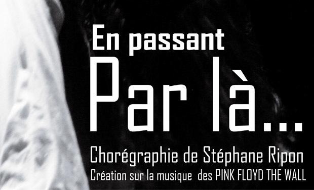Visueel van project En passsant Par là... Festival OFF 2015