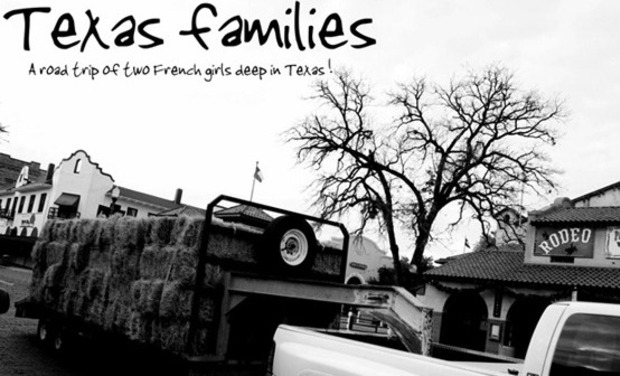 Visueel van project Texas Families