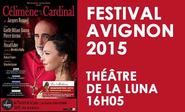 Visuel du projet Célimène et le Cardinal