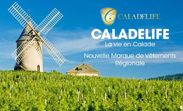 Visuel du projet CALADELIFE : revendiquez l'identité et la douceur de vivre Caladoises