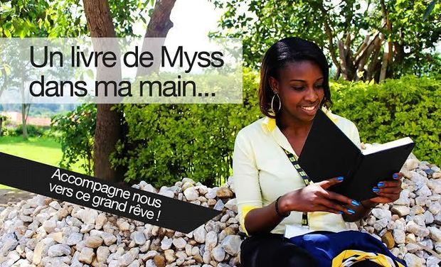 Visuel du projet Un Livre de Myss dans Ma Main