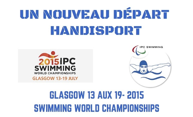 Project visual Objectif Glasgow du 13 au 19 juillet 2015 Swimming World Championships