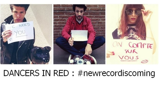 Visuel du projet DANCERS IN RED : new record is coming !