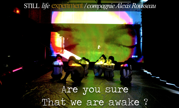 Visueel van project Are you sure That we are awake ? Si Shakespeare était encore parmis nous