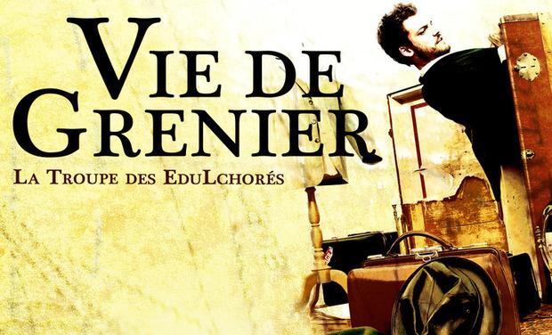 Visueel van project Vie de Grenier
