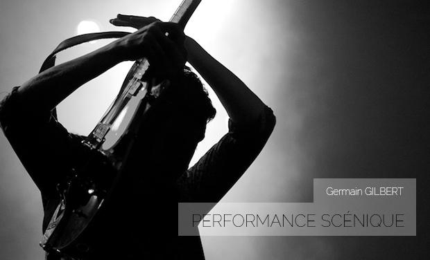 Project visual Performance scénique // Exposition photographique