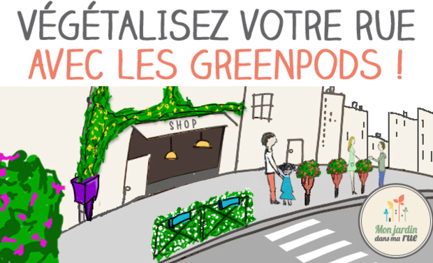 Visueel van project Le GreenPod