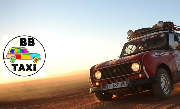 Visueel van project Raid Red Heart - 4L Trophy - BB Taxi