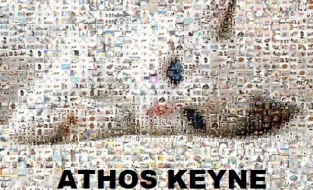 Visuel du projet Athos KEYNE: Poster érotico-glamour