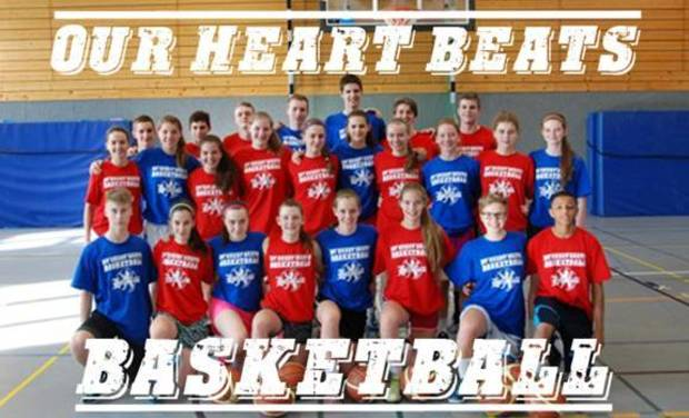 Visuel du projet Our Heart Beats Basketball