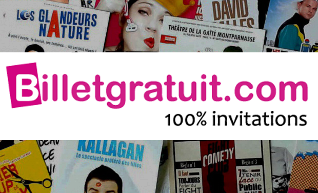 Project visual BilletGratuit.com