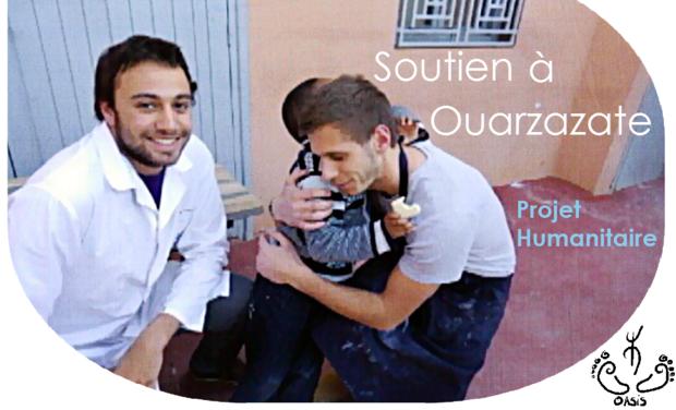 Visuel du projet Soutien à Ouarzazate