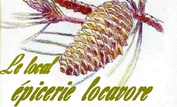 """Visuel du projet Epicerie Locavore """"Le local"""""""