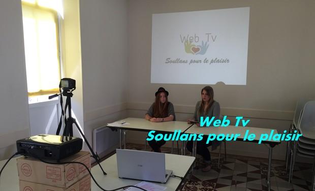 Project visual Création de la Web TV Soullans pour le plaisir