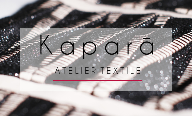Project visual Kapara atelier textile
