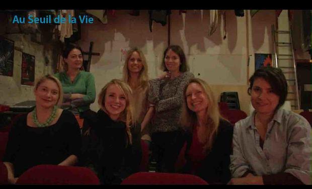 Visueel van project Au Seuil de la Vie