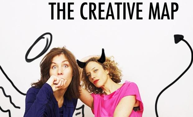 Visuel du projet The  Creative Map // La Carte Créative