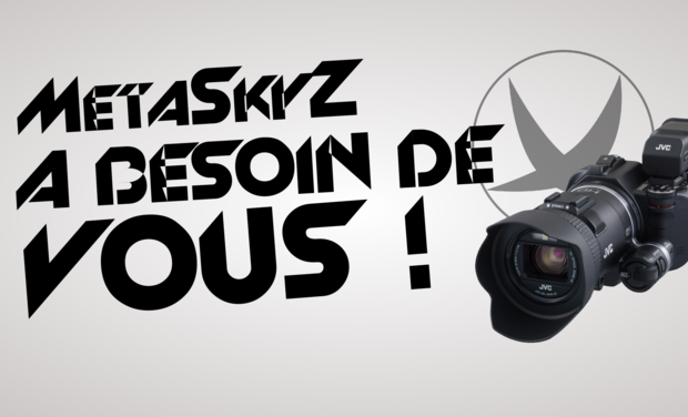 Visueel van project MetaSkyZ – Dévloppement d'une chaîne Youtube