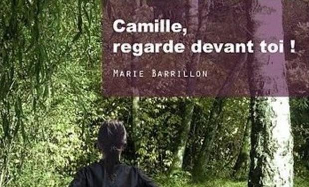Visueel van project Camille, regarde devant toi ! (Roman)