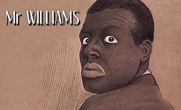 Project visual Mr Williams