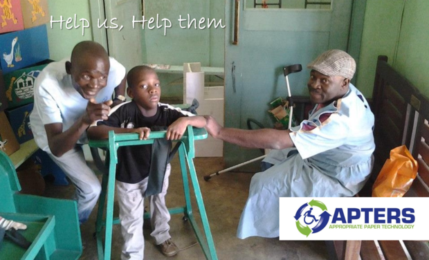 Project visual Let's change lives... with a minivan.