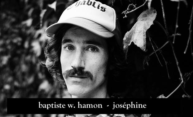Visuel du projet Financez le clip de Joséphine de Baptiste W. Hamon, pour la sortie de son 1er disque !