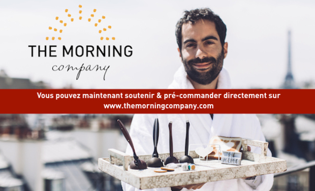 Visuel du projet The Morning Company