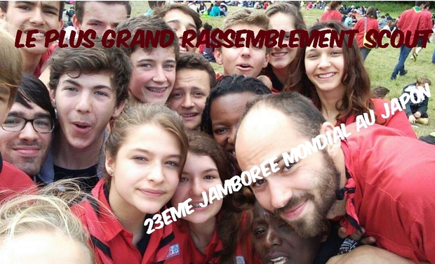 Project visual Grand rassemblement scout international