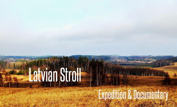 Project visual Latvian Stroll