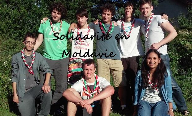 Visuel du projet Les Baunés de grenoble font de la Solidarité internationale en Moldavie