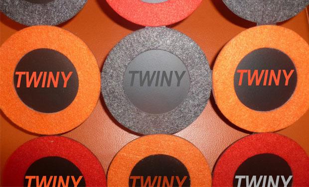 Visuel du projet TWINY