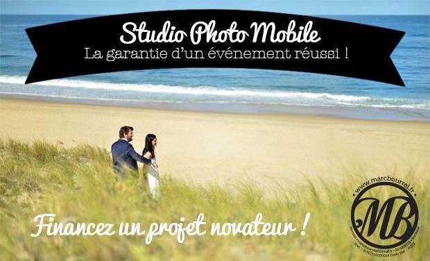 Visuel du projet Studio Photo Mobile