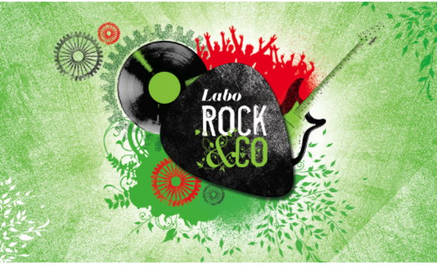 Project visual Labo Rock &Co