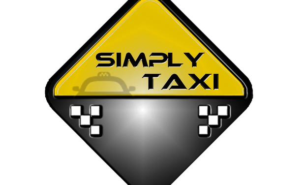 Visueel van project Simply Taxi