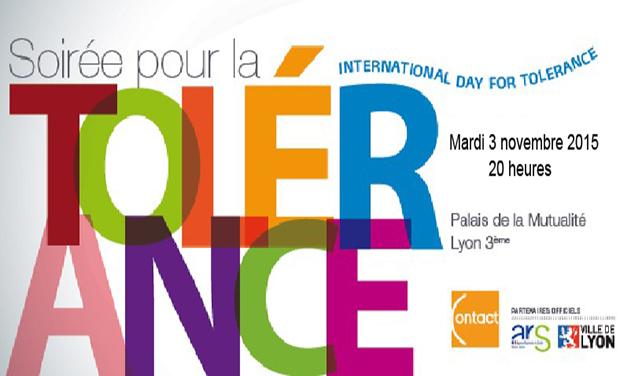 Project visual Tous pour la Tolérance