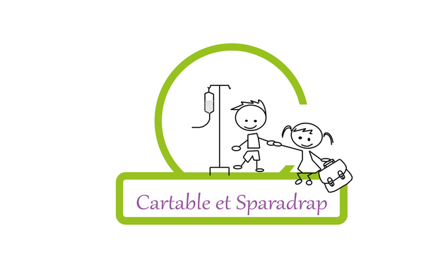 Project visual Education des enfants hospitalisés Association Cartable et Sparadrap