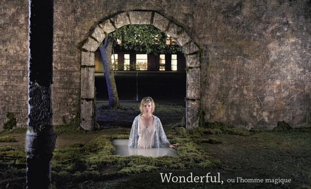 Visuel du projet Wonderful, ou l'homme magique