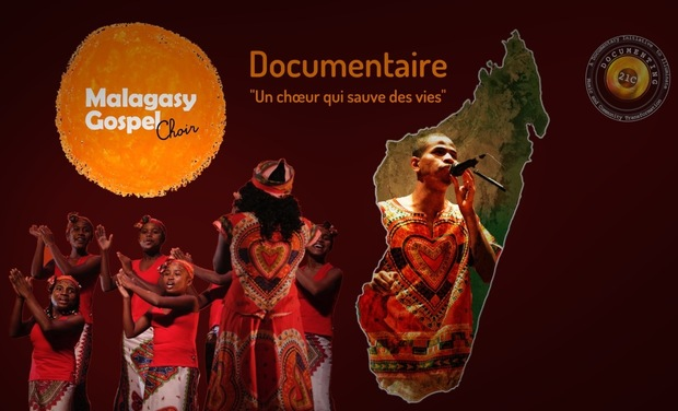 Visuel du projet Un chœur qui sauve des vies ; aidez à financer ce documentaire sur la Malagasy gospel Choir - A choir that saves lives; help fund this documentary about Malagasy Gospel Choir
