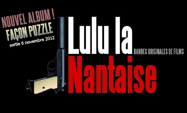 """Project visual Lulu la Nantaise - 2éme album """" Façon Puzzle""""  !"""