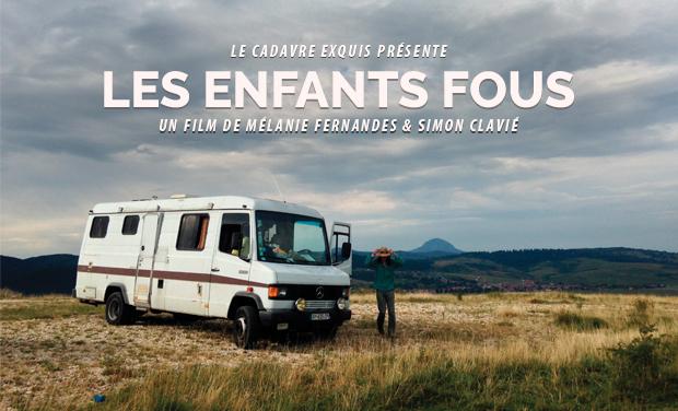 Visueel van project LES ENFANTS FOUS