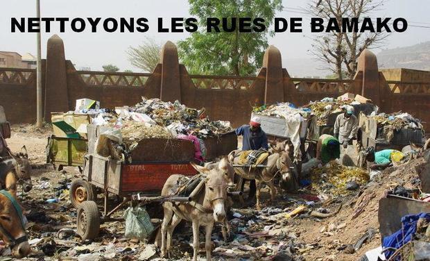 Visueel van project Equipe-A Bamako