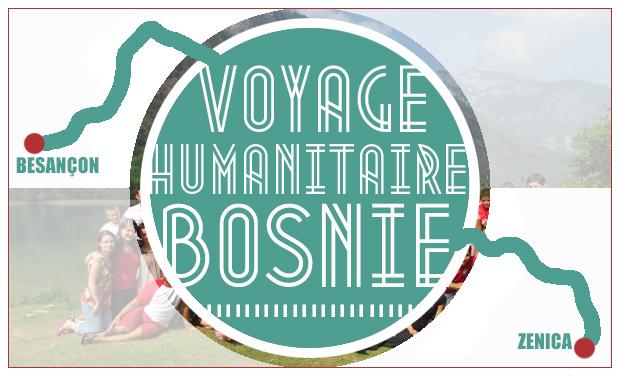 Visuel du projet Solidarité en Bosnie