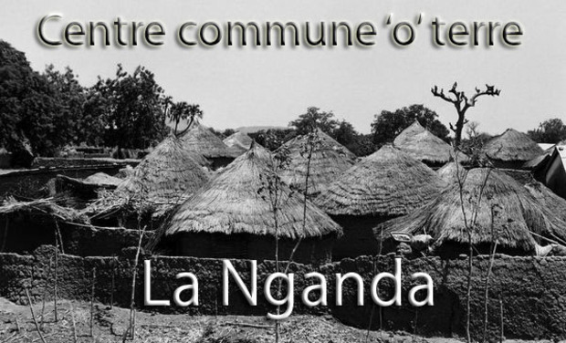 "Project visual Centre commune'o'terre "" La NGANDA """