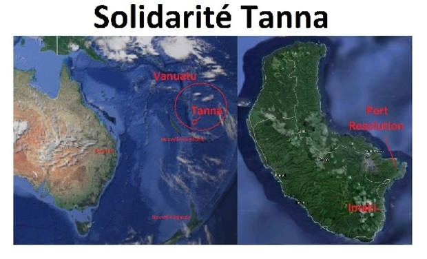 Project visual Solidarité Tanna