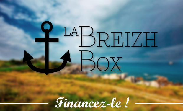 Project visual La Breizh Box