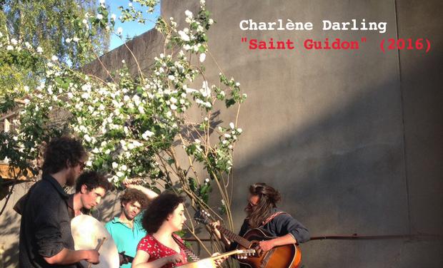 "Visuel du projet Charlène Darling : ""Saint Guidon"" (LP 2016)"